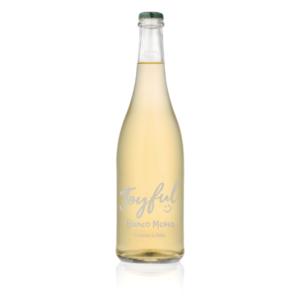 Vino Joyful Bianco - Vino Bianco Mosso - Vino da Aperitivo - Vino da Tavola
