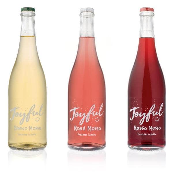 Vino Mosso Bottiglie